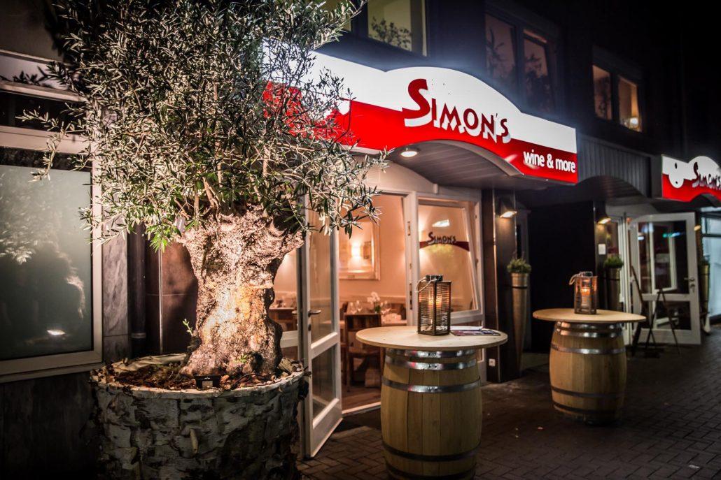 Simons Ratingen enoteca restaurant simons